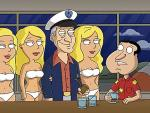 Hugh Hefner on Family Guy
