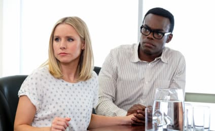 Watch The Good Place Online: Season 3 Episode 12