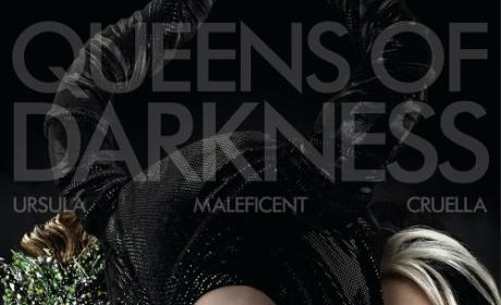 Queens of Darkness poster - Once Upon a Time