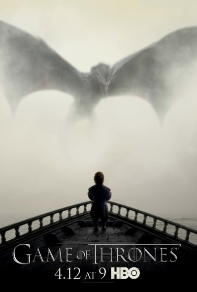 Game of Throne Season 5 Key Art - Game of Thrones
