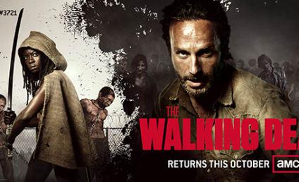 Walking Dead Season 3 Poster, Scoop: Revealed!