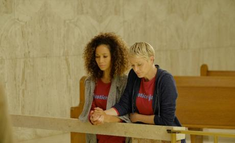Pray with me - The Fosters Season 4 Episode 11
