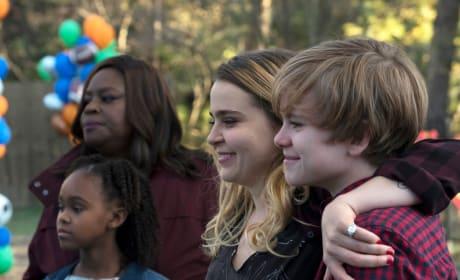 Happy Birthday- Good Girls  Season 1 Episode 4