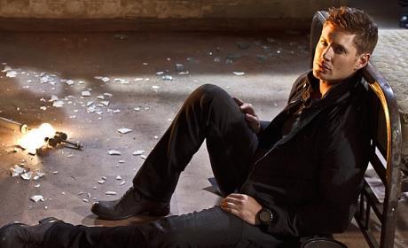 Jensen Ackles as Dean Winchester - Supernatural