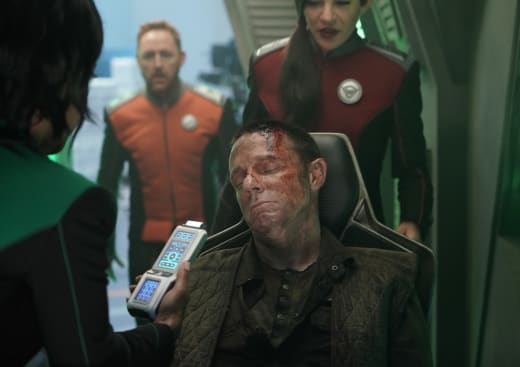 Casualties - The Orville Season 2 Episode 10