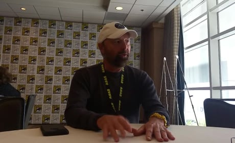 "Wynonna Earp: Comic Creator/Writer Beau Smith on the ""Amazing"" Series and the ""Surreal"" Melanie Scrofano"