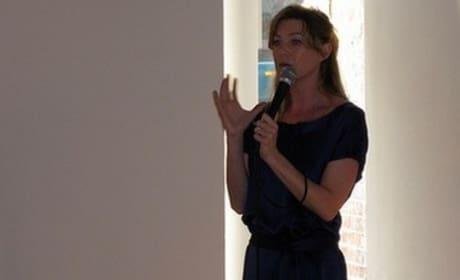 Ellen Pompeo Speaks