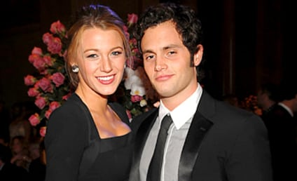 Blake Lively and Penn Badgley Break Up!