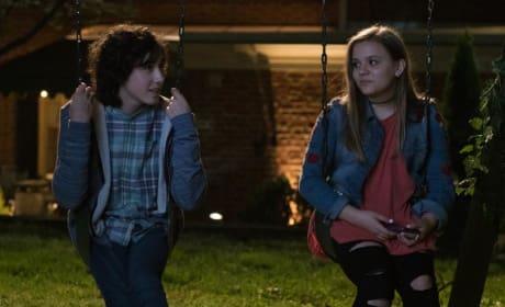 Flynn and Daphne - Nashville Season 5 Episode 18