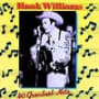 Hank williams my buckets got a hole in it