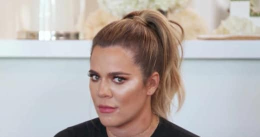 Khloe is Not Amused - Keeping Up with the Kardashians