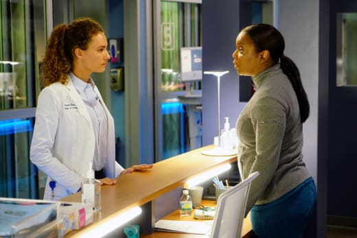 Put On Notice - Chicago Med
