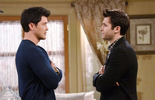 Sonny Wants a Second Chance - Days of Our Lives