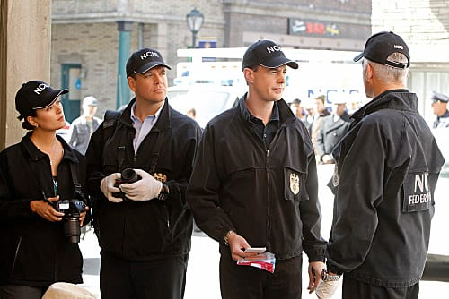 The NCIS Team
