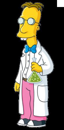Professor Frink Picture