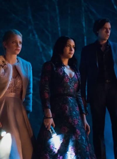 Fight For Survival - Riverdale Season 3 Episode 22