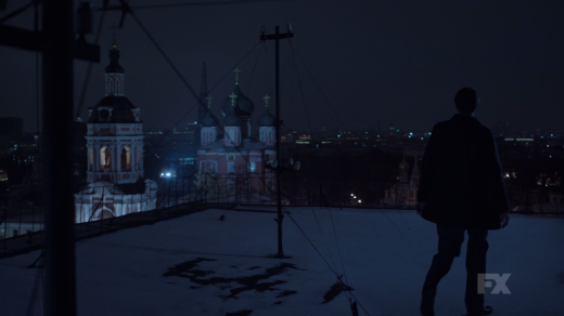 The Roof - The Americans