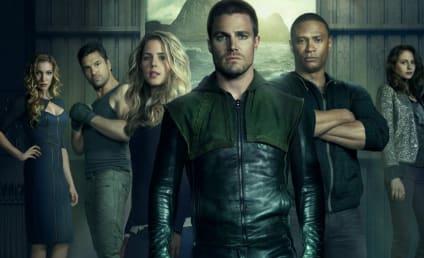Arrow's Emily Bett Rickards Reacts to Final Season News