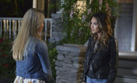 Is Ali Saying Goodbye - Pretty Little Liars Season 5 Episode 10