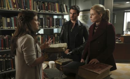 Once Upon a Time Photo Preview: Oh Baby!