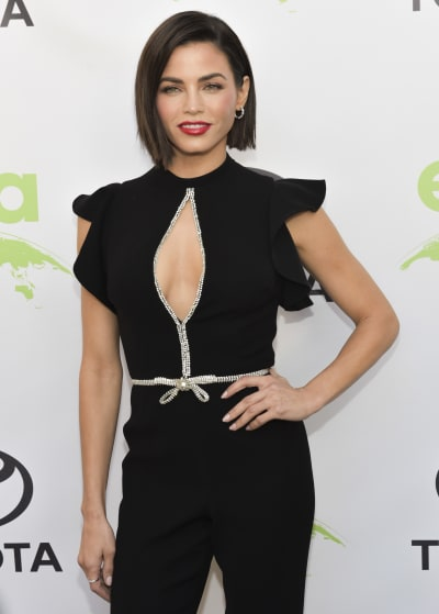 Jenna Dewan Attends Event