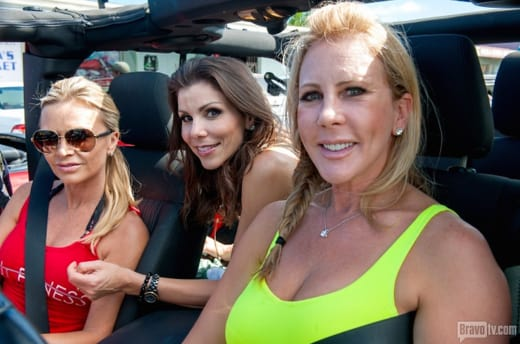 The Real Housewives of Orange County in Hawaii