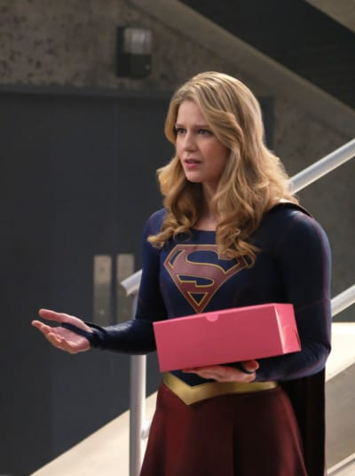 Peace Offering - Supergirl Season 4 Episode 17