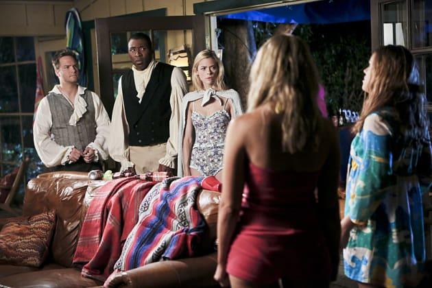 A Confrontation? - Hart of Dixie Season 4 Episode 3