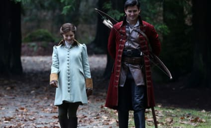 Once Upon a Time Season 5 Episode 17 Review: Her Handsome Hero