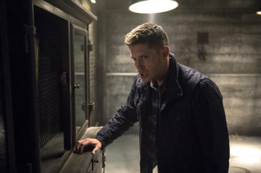 Angry Dean