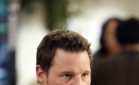 It's Karev