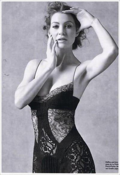 Ellen Pompeo: Corpse to Fashion Mogul
