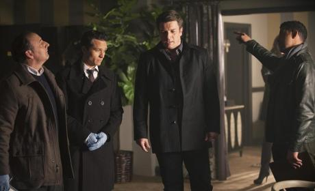Not To Be Left Out - Castle Season 7 Episode 11