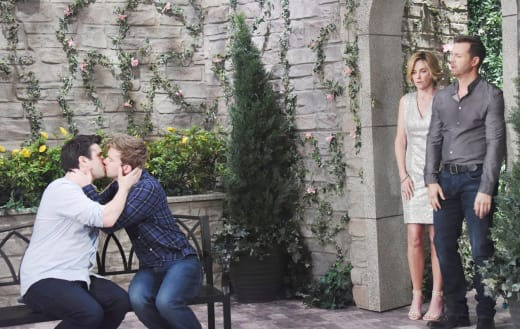 A Tense Confrontation - Days of Our Lives