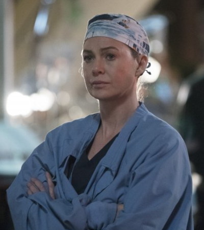 Meredith, Ready to Work - Grey's Anatomy Season 13 Episode 24