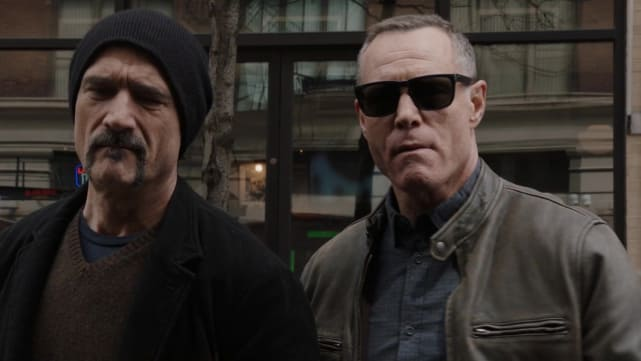Olinksy & Voight -- Chicago PD