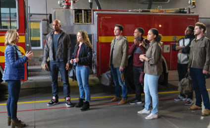 Station 19 Season 4 Episode 12 Review: Get Up, Stand Up