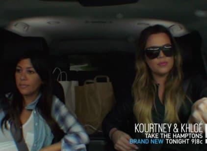 Watch Kourtney & Khloe Take the Hamptons Season 1 Episode 9 Online