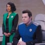 With the Doctor By His Side - The Orville Season 2 Episode 5