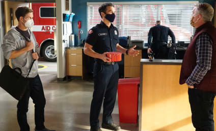 Station 19 Season 4 Episode 7 Review: Learning to Fly