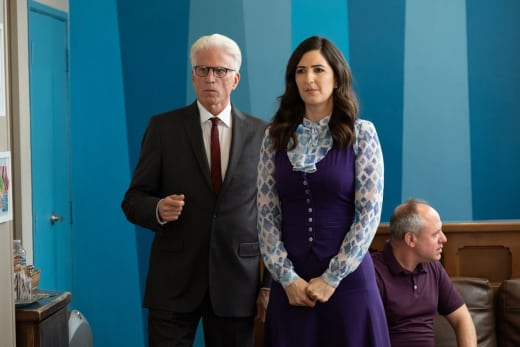 On A Mission - The Good Place Season 3 Episode 4