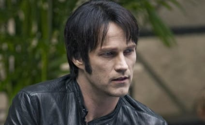 Stephen Moyer Loves Breaking Bad, Mad Men