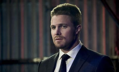 Sigh - Arrow Season 4 Episode 14