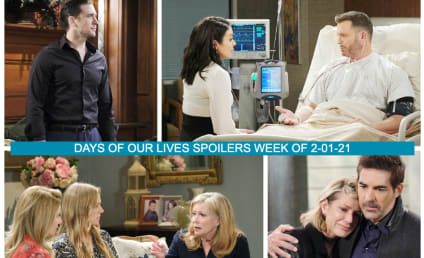 Days of Our Lives Spoilers Week of 2-01-21: Laura Returns!