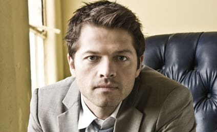 Timeless Scores Misha Collins as Guest Star Creating Mini-Reunion