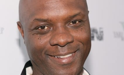 Robert Wisdom Cast on Burn Notice
