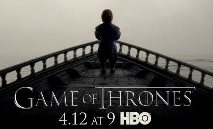 Game of Thrones Season 5 Key Art: Facing the Dragon