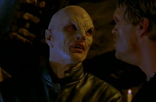 The Master - Buffy the Vampire Slayer Season 1 Episode 1