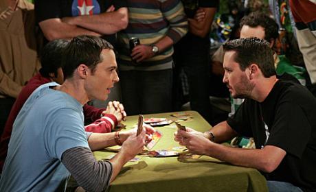Sheldon Versus Wil Wheaton