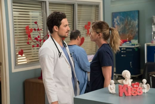 Wanna Date? - Grey's Anatomy Season 15 Episode 12